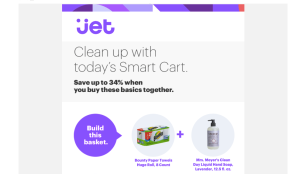Jet.com's smart cart savings